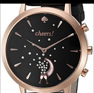 Kate Spade Rose Gold Watch New